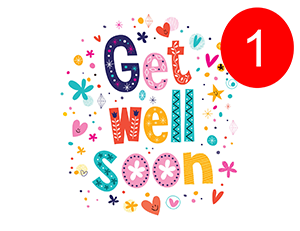 Send Get Well Soon Card - Hotel Dieu Shaver