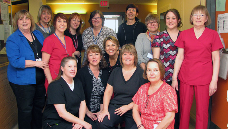 Your Rehabilitation Team, Hotel Dieu Shaver, St. Catharines, Ontario